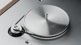 The Classic Evo Machined Aluminum Sub-Platter
