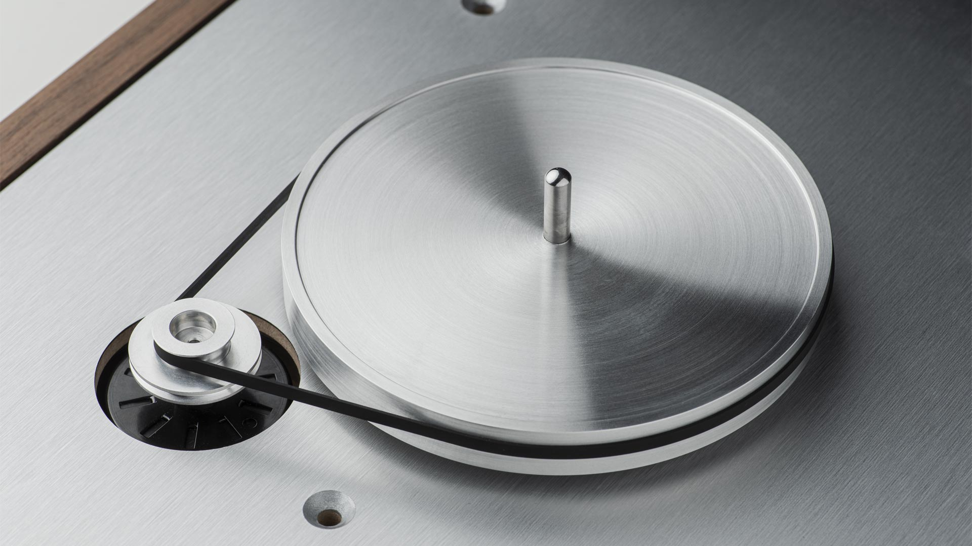 The Classic Evo Machined Aluminum Sub-Platter