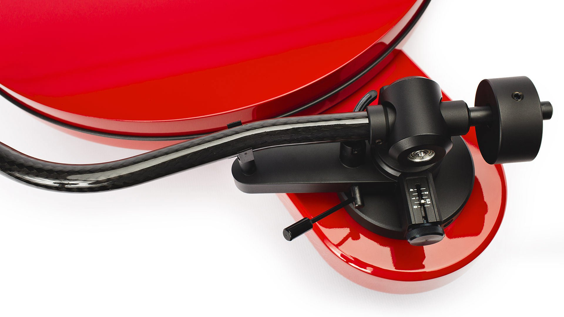 RPM 1 Carbon Tonearm - Top View