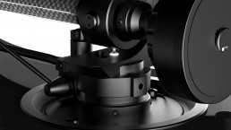 X1 Tonearm Bearing Up Close