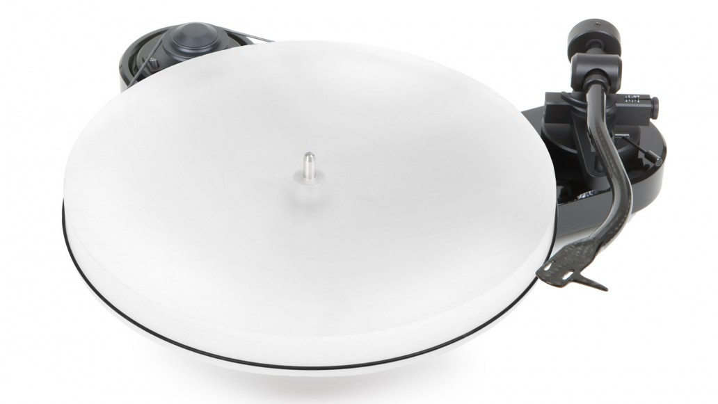 RPM 1 Carbon w/ Acryl It Platter Upgrade