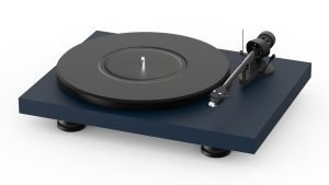 Navy Turntable