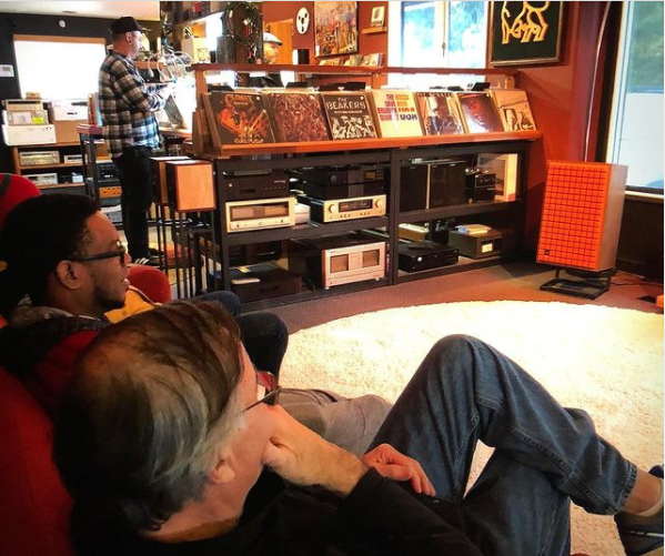 gig harbor record shop seattle